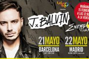 Concierto J Balvin Wizink Center Madrid 22/05/17