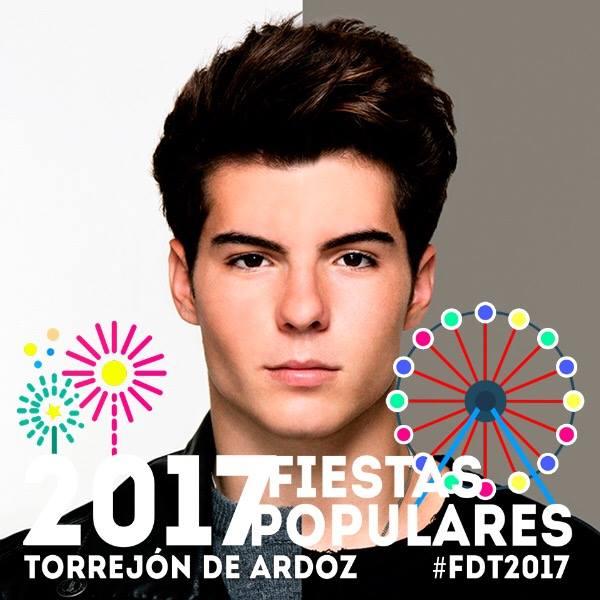 Concierto Gemeliers Fiestas Torrejón De Ardoz 20/06/17 ( FOTOS)