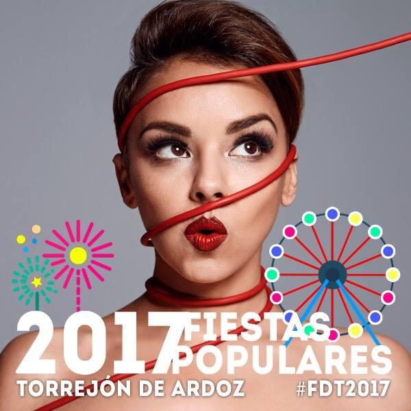 Concierto Chenoa 16/06/17 Fiestas De Torrejón De Ardoz ( FOTOS)