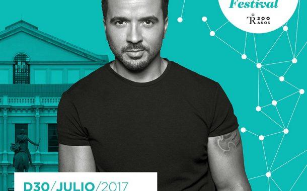 Concierto Luis Fonsi Teatro Real Madrid 30/07/17 ( FOTOS)