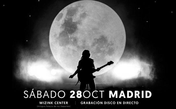 Concierto Amaral Wizink Center Madrid 28/10/17