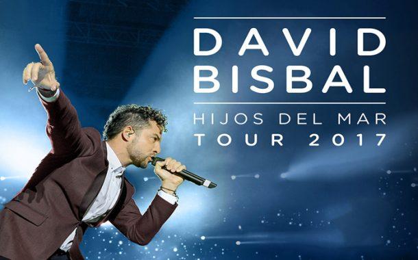 Concierto David Bisbal Wizink Center Madrid 30/09/17 ( FOTOS)