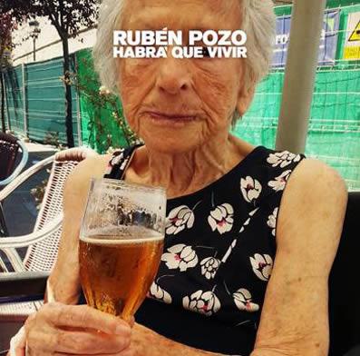 Nuevo disco de Rubén Pozo
