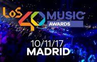 Concierto Los 40 Music Awards 2017 Wizink Center Madrid 10/11/17