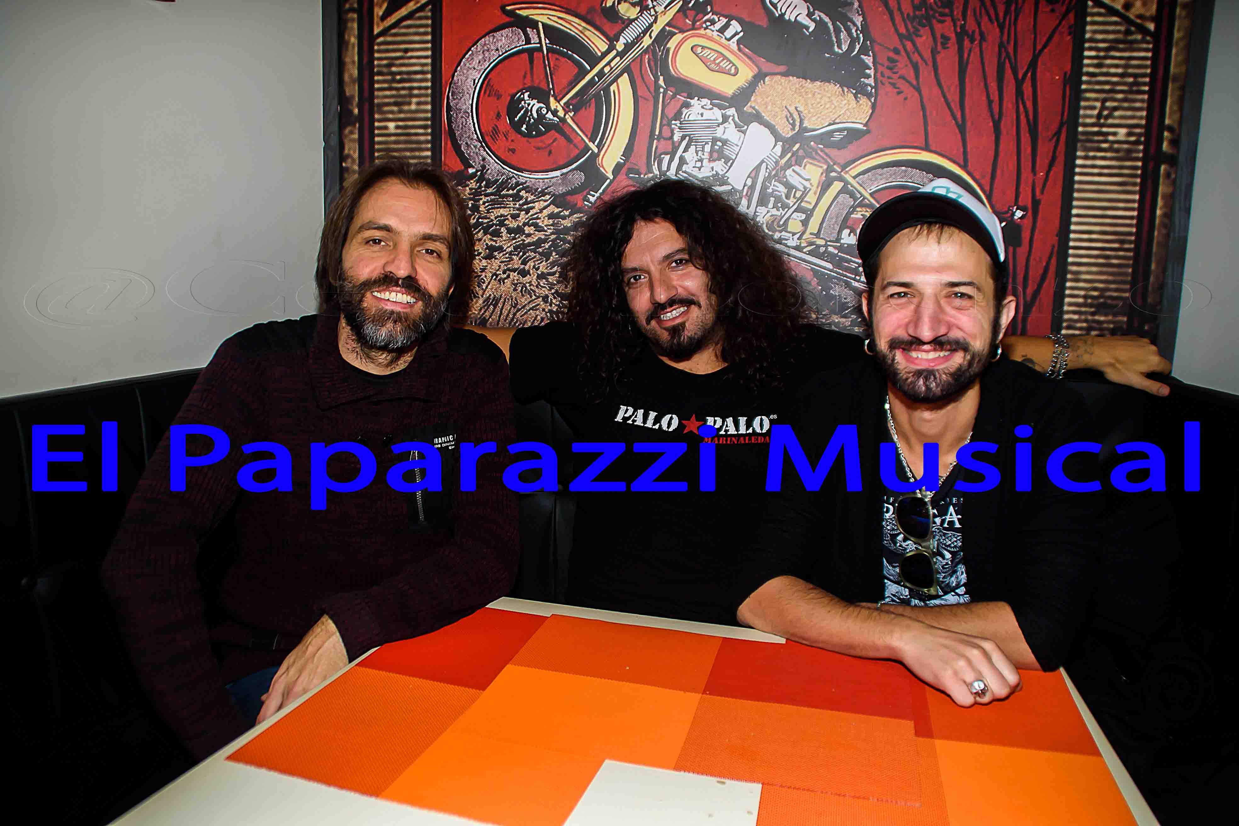 Posado Del Grupo La Fuga 14/11/17 ( FOTOS )