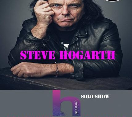 Concierto Steve Hogarth Sala Café Bérlin Madrid 07/12/17