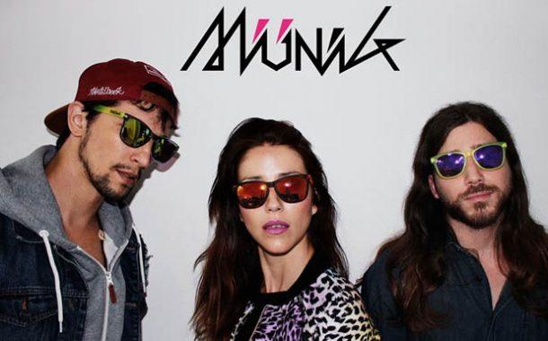 Concierto Munik Sala El Sol Madrid 12/12/17 ( FOTOS )