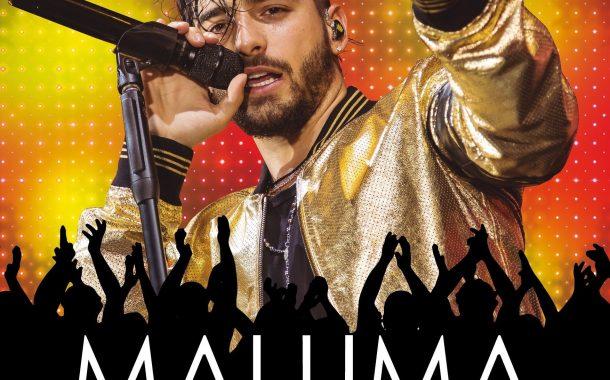 Concierto Maluma Wizink Center Madrid 06/09/18