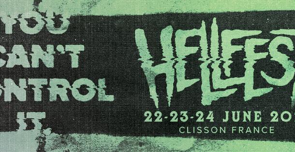 Festival Concierto Hellfest 22-23-24 Junio 2018 Francia