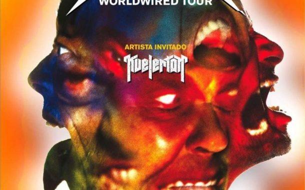 Concierto Metallica Wizink Center Madrid 03/02/18 Y 05/02/18