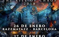 Cronica Concierto Accept En Madrid 27/01/18