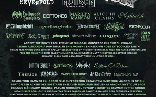 Festival Hellfest ( CRONICA )