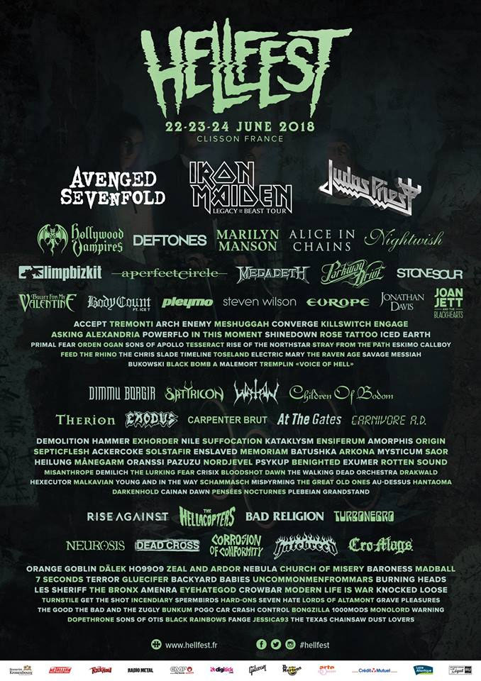 Festival Hellfest ( CRONICA )