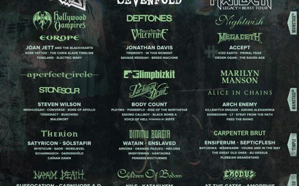 Concierto Hellfest Open Air Festival 2018 confirma sus ultimas bandas
