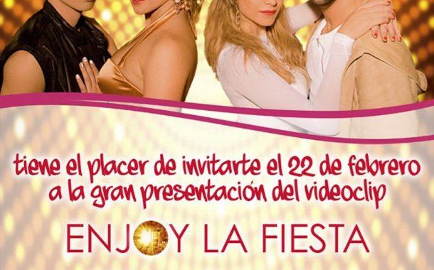 La Decada Prodigiosa nos presentan su Videoclips Enjoy La Fiesta 22/02/18 ( FOTOS )