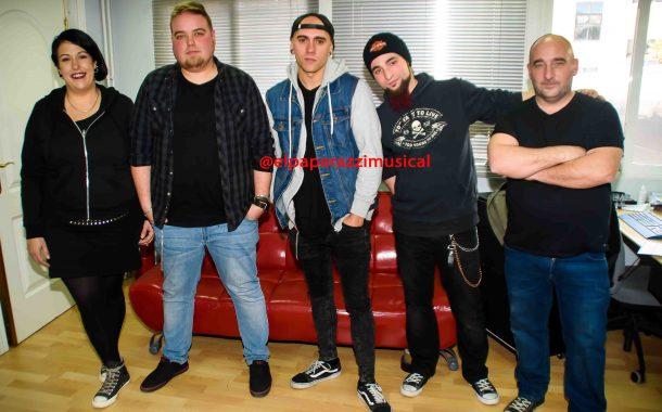 Entrevista al grupo musical Kondenados A La Rabia 10/02/18