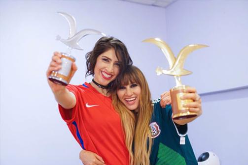 HA*ASH ganan las Gaviotas de Oro y Plata del Festival Internacional de la Canción Viña del Mar