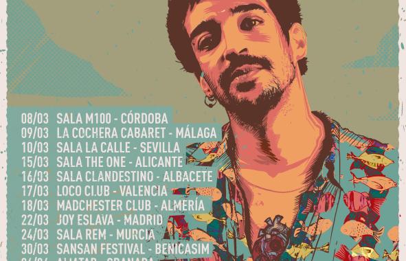 MUERDO estrena el tema INVISIBLE con SOGE CULEBRA e inicia esta semana la gira presentacion de su nuevo disco