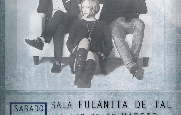 Concierto El Mundo De Murphy Sala Fulanita De Tal  17/03/18 ( FOTOS )