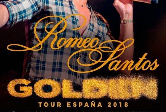 conciertos Romeo Santos 2018