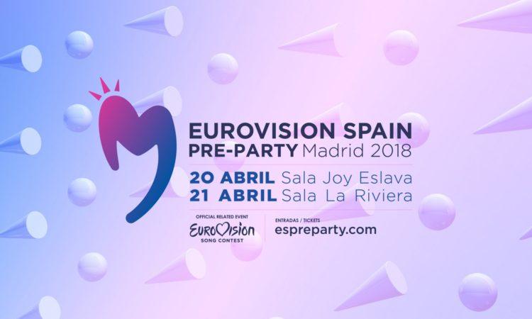 Pre-Party Eurovision Sala La Riviera 21/04/18 ( FOTOS )