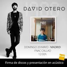 Firma De Discos David Otero 20/05/18 ( FOTOS )