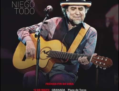 Concierto Joaquin Sabina ( Fin De Gira) 16/06/18 Madrid