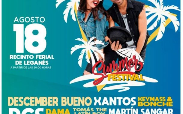 Concierto Festival Ke Buena 18/08/18 ( FOTOS )