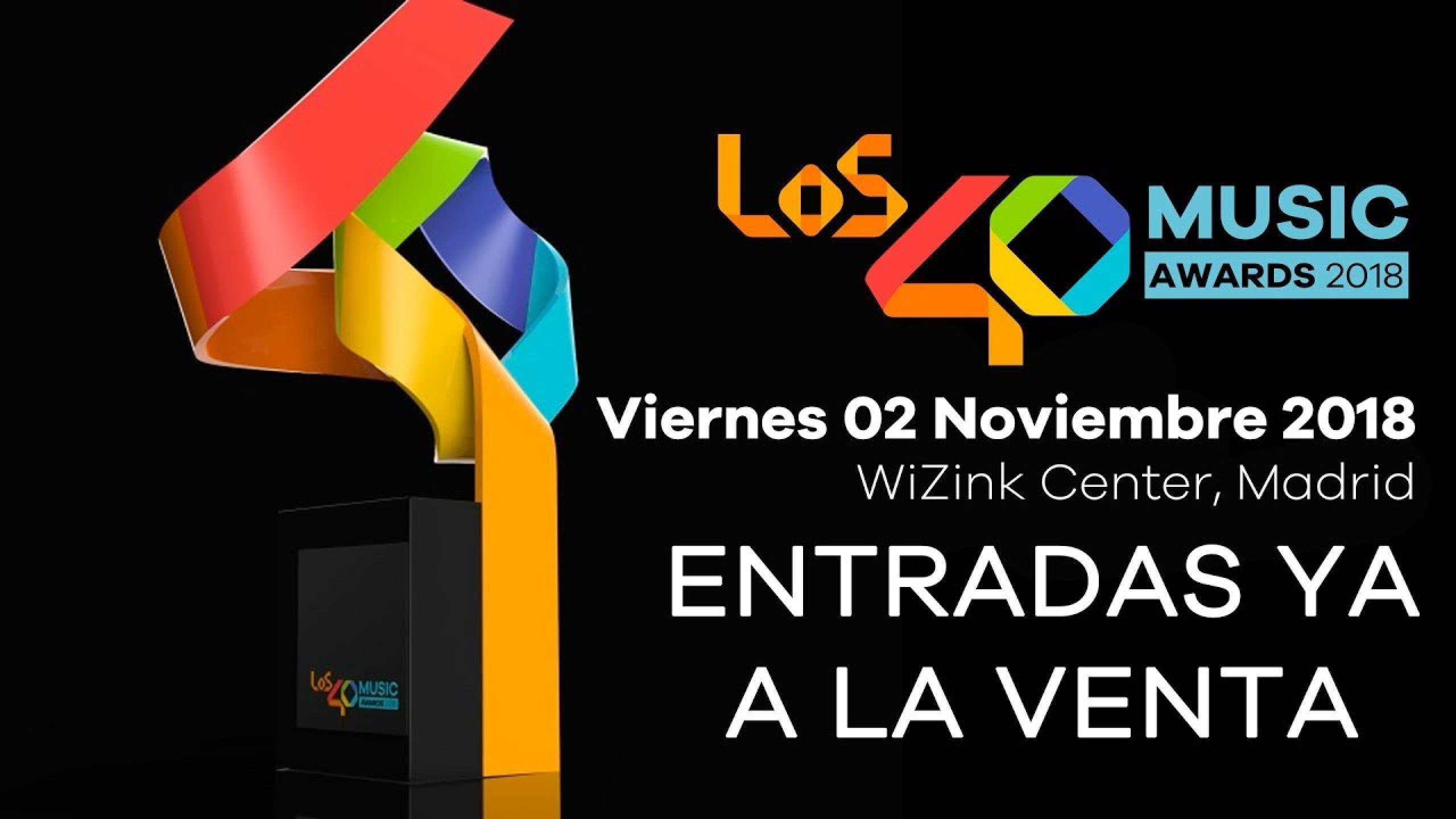 Photocall Premios Los40 Music Awards 02/11/18 ( FOTOS )