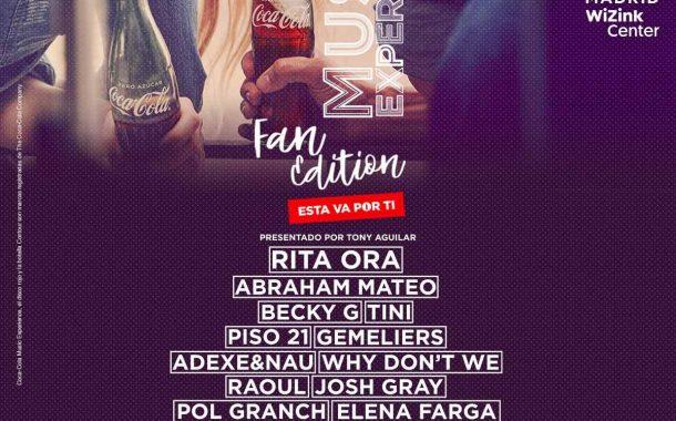 Concierto Coca Cola Music Experience 06/10/18 ( FOTOS )
