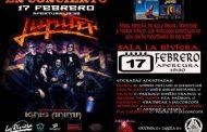 Concierto Jupiter Sala La Riviera  17/02/19 ( FOTOS )