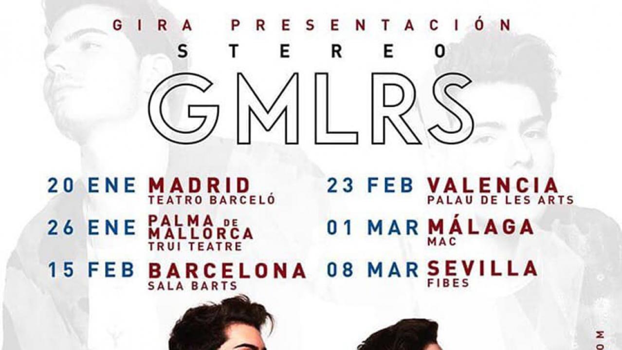 Concierto Gemeliers Tour Stereo Auditorio Palau De Les Arts Reina Sofia ( Valencia ) 23/02/19 ( FOTOS )