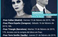 Fangoria firma su ultimo disco 15/02/19 ( FOTOS )