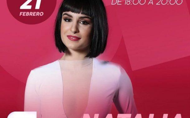 Natalia Lacuna Firma su primer disco Carrefour Las Rosas 21/02/19 ( FOTOS )