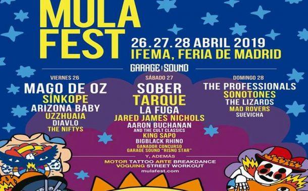 Cartel Del Mulafest 2019
