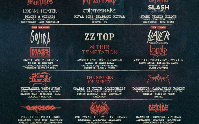 Festival Hellfest 2019
