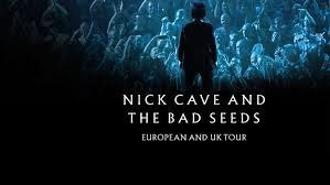 CONCIERTO DE NICK CAVE & THE BAD SEEDS Sábado 25 abril 2020 Aplazado. Nueva Fecha Por Confirmar
