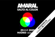 Concierto Amaral En Madrid del 21 De Marzo De 2020 Se Aplaza Al 19 De Septiembre De 2020