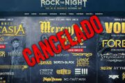 Rock The Night Festival 2020 anuncia su cancelación