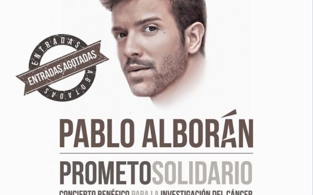 Concierto Pablo Alborán 01/06/20 cancelado