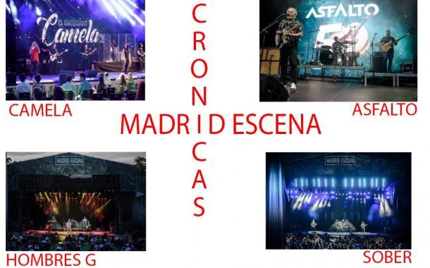 Cronica Conciertos En Madrid Escena